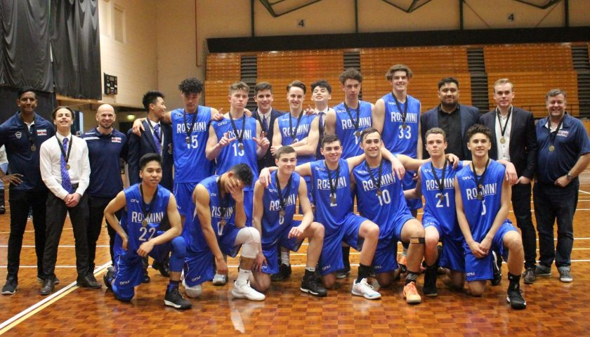 Rosmini clinch Premier Boys Basketball Title