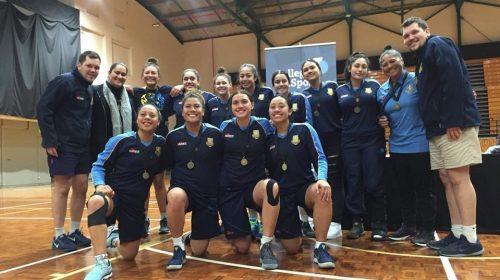 Mt Albert Grammar win Premier Girls Basketball Title