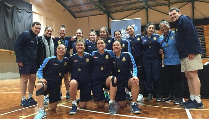 Mt Albert Grammar win Premier Girls Basketball Title