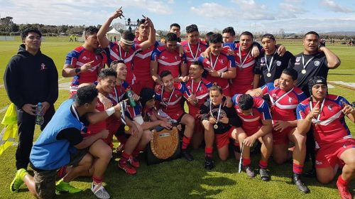 Third time lucky for Kelston Boys'