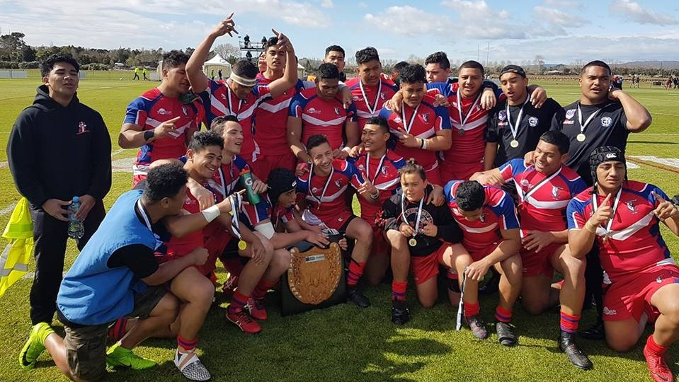 1042a553b54 Third time lucky for Kelston Boys'- College Sport Media: It was a  third-time lucky fairy-tale ending for Kelston Boys' High School who were  crowned National ...