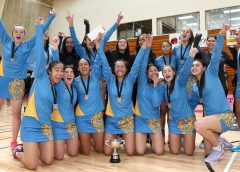 MAGS win sixth NZSS netball title