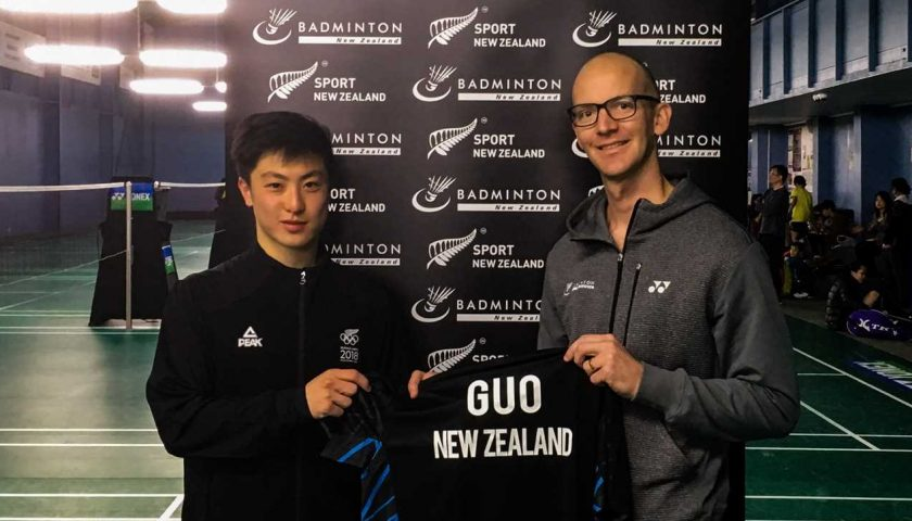 Guo ready to represent