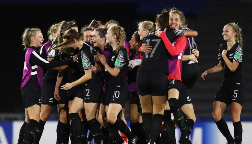 History made with Uruguay win