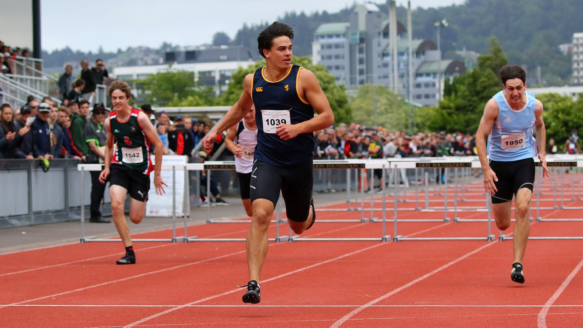 The jumping flanker – Olly Parkinson- College Sport Media  Olly Parkinson  has jumped to National Secondary Schools hurdles titles and played for the  New ... 5f6ab5abfe8