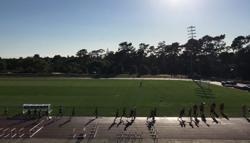 Four records broken at first athletics zone meet