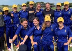 Baradene and Epsom Girls' split cricket victories