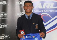 Taufa claims top prize at Rugby League awards