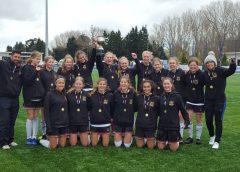 Back-to-back NZSS Football titles for Baradene
