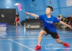ACG Parnell Badminton star wins two national titles
