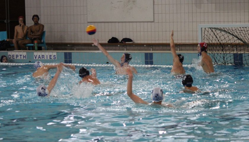 Junior Water Polo Season Wrap