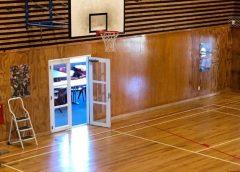 Waiuku College gym opens its doors again