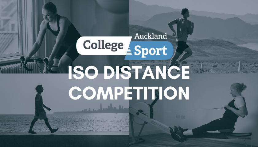 ISO Distance Competition