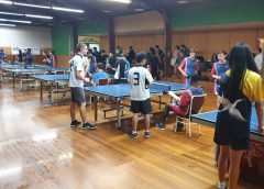 Table Tennis taking off in Waitemata