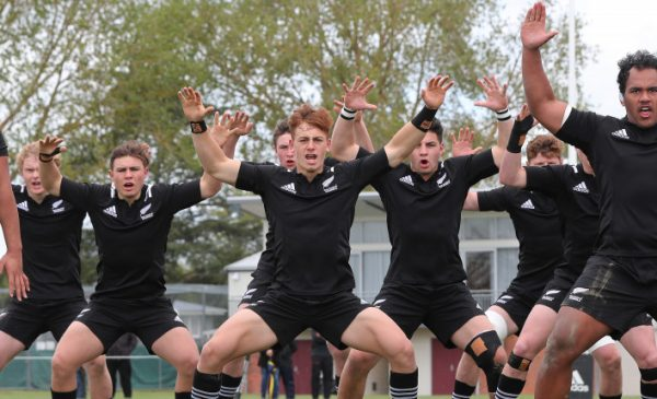 Secondary school rugby players recognised in representative team naming