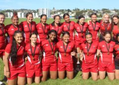 Two impressive wins for girls rugby at Howick College