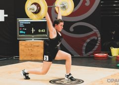 Weightlifting Championships 2021