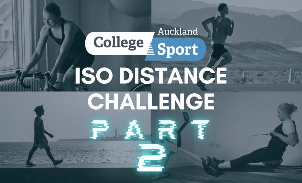ISO Distance Challenge PART 2