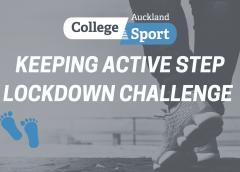 Keeping Active Step Lockdown Challenge